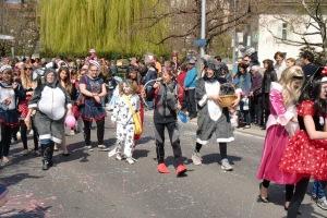 Carnaval de Bussigny 2012